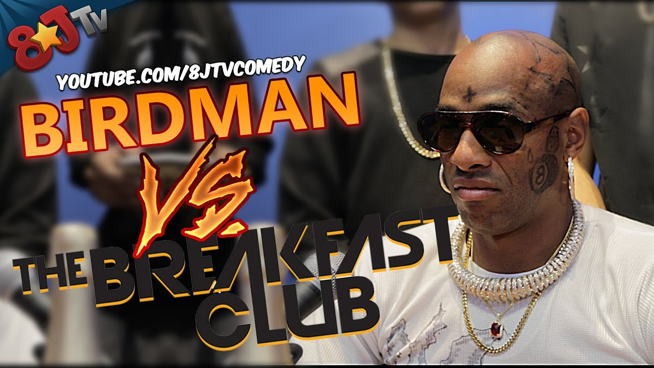 Birdman Breakfast Club Parody (8JTV)