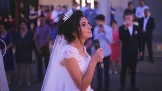 Surpriza muzicala pentru mire Mireasa canta foarte frumos 2017 Nunta Moldoveneasca