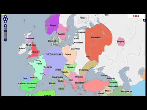 History of Europe 3000 BC   2013 AD