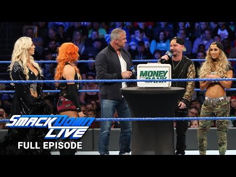 WWE SmackDown LIVE Full Episode, 6 June 2016