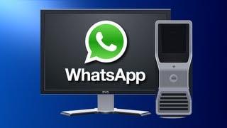 Whatsapp am Computer nutzen