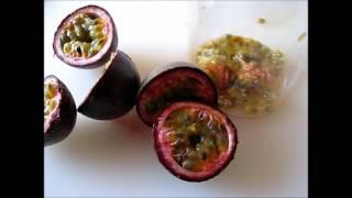 Рецепт- Коктейль из Маракуйи