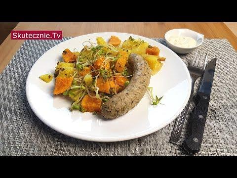 Biała z batatem, ziemniakami i cebulką z majerankiem | BEZ STATYWU :: Skutecznie.Tv