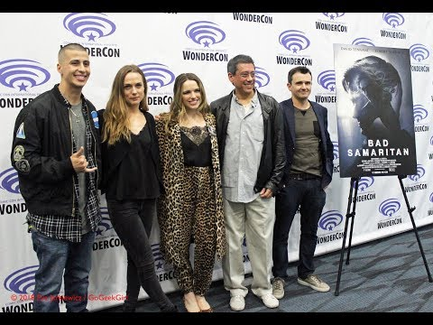 Bad Samaritan : Carlito Olivero, Kerry Condon and Jacqueline Byers