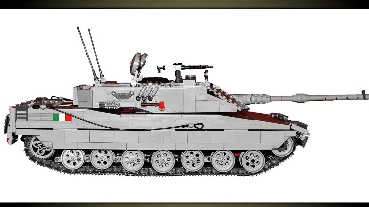 b29b965a9c97 Lego tank moc scala ariete youtube jpg 1280x720 Moc lego mbt