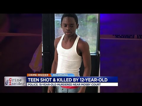 5-year-old boy accidentally shoots, kills his 12-year-old brother from YouTube · Duration:  21 seconds