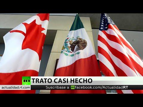 El Senado de EE.UU. aprueba el T-MEC con México y Canadá