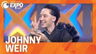 Johnny Weir: A Conversation on Anime | CRX2017