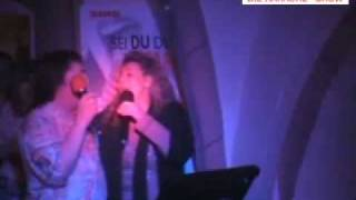 Karin und Franz - DJ Oetzi - Ein Stern - Karaoke/Regensburg.mp4