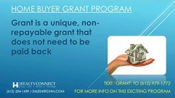 Down Payment home buying assistance RealtyConnect New Hope MN