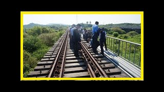 Two Koreas Likely to Start Joint Railway Inspection This Week