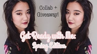 GRWM: Spring (+Giveaway - CLOSED) | Collab with glammandie Thumbnail