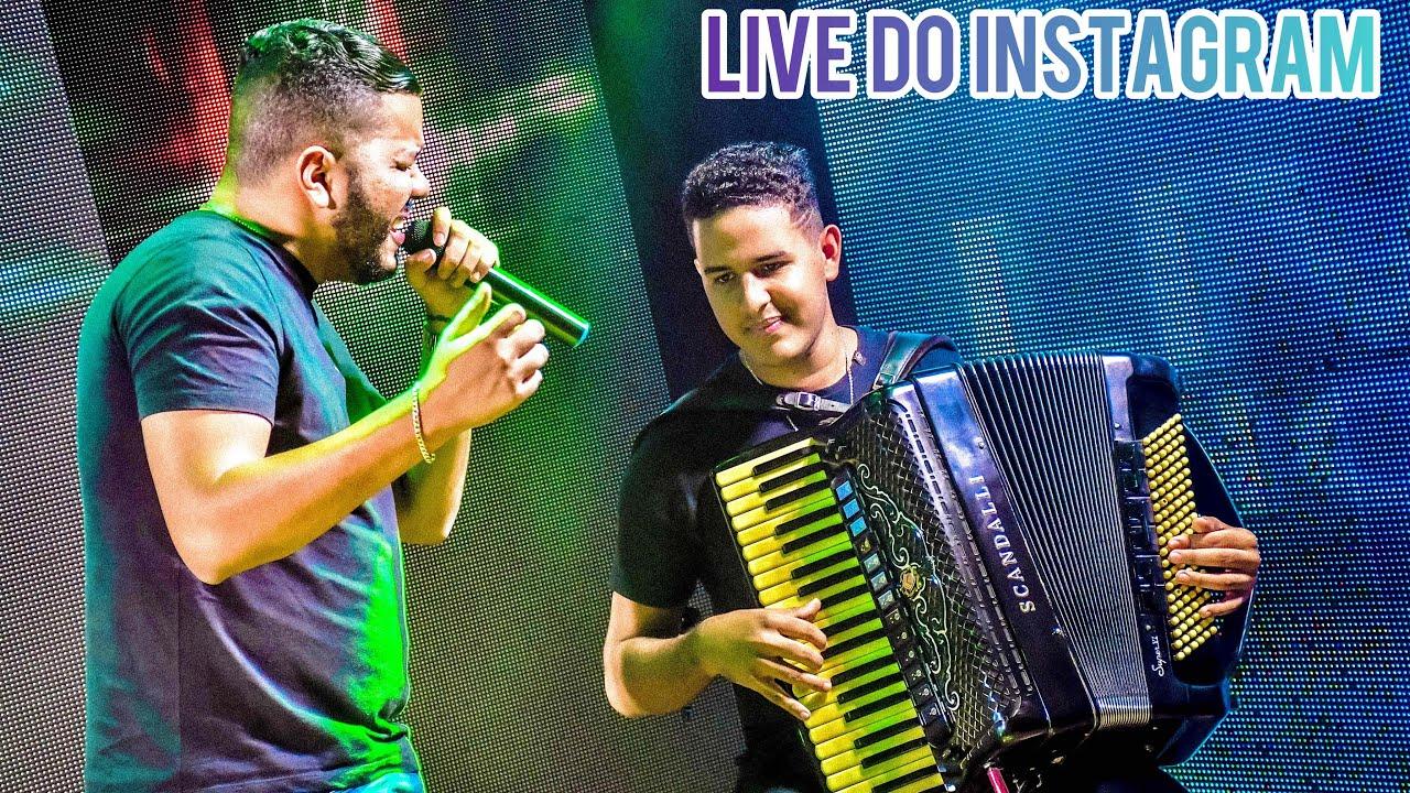 FORRÓ DAS ANTIGAS - Cover Claudemir S10 - LIVE DO INSTAGRAM