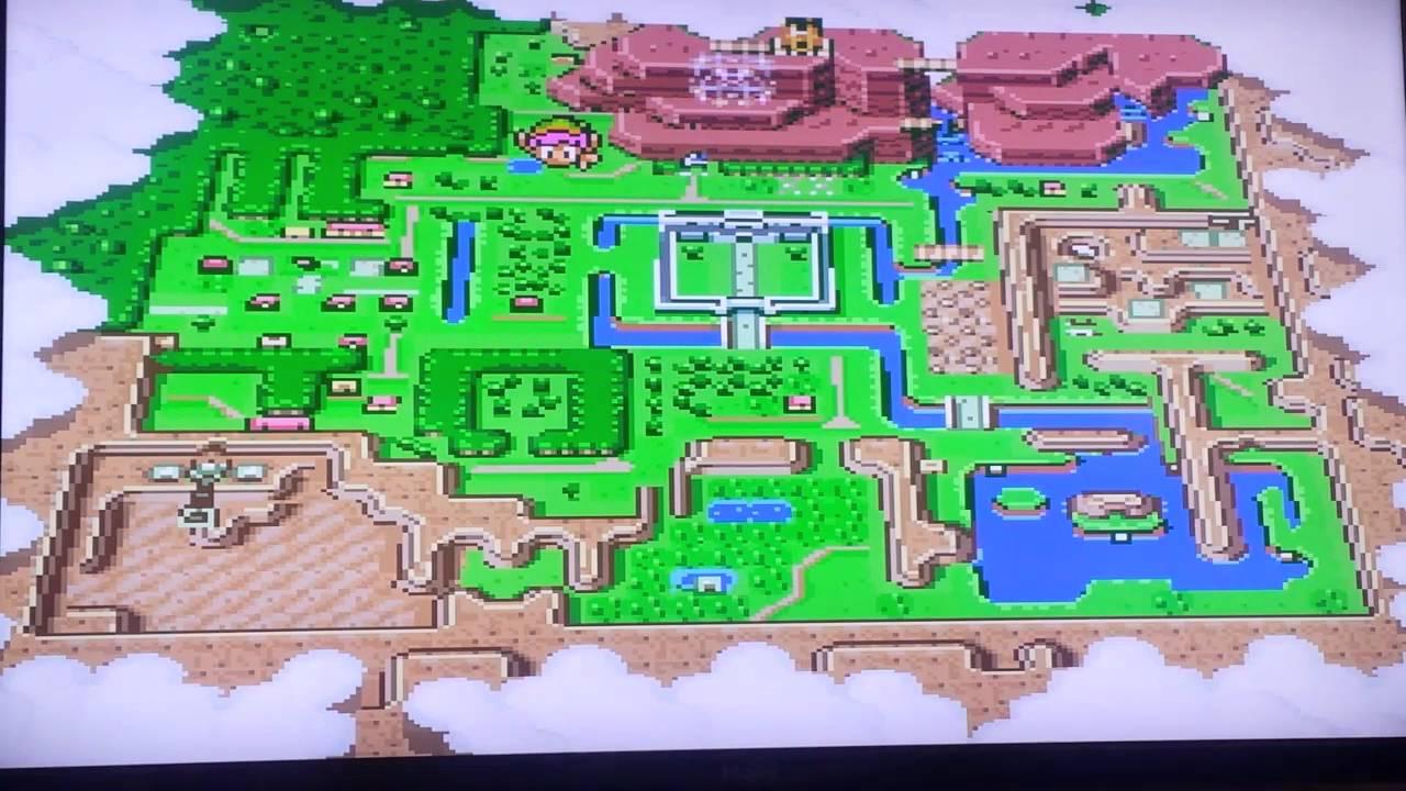 Legends of Zelda Link to the Past Master Sword lost woods - RETRO PRO FRANK