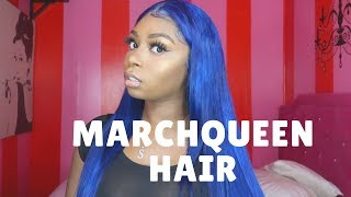MARCH QUEEN HAIR REVIEW & INSTALL