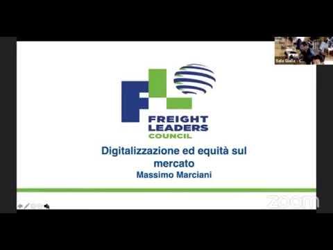 MercinTreno 2020: l'intervento di Massimo Marciani, Presidente FLC