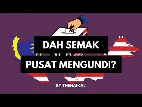 Cara Semak Daftar Pemilih dan Pusat Mengundi PRU14 SPR