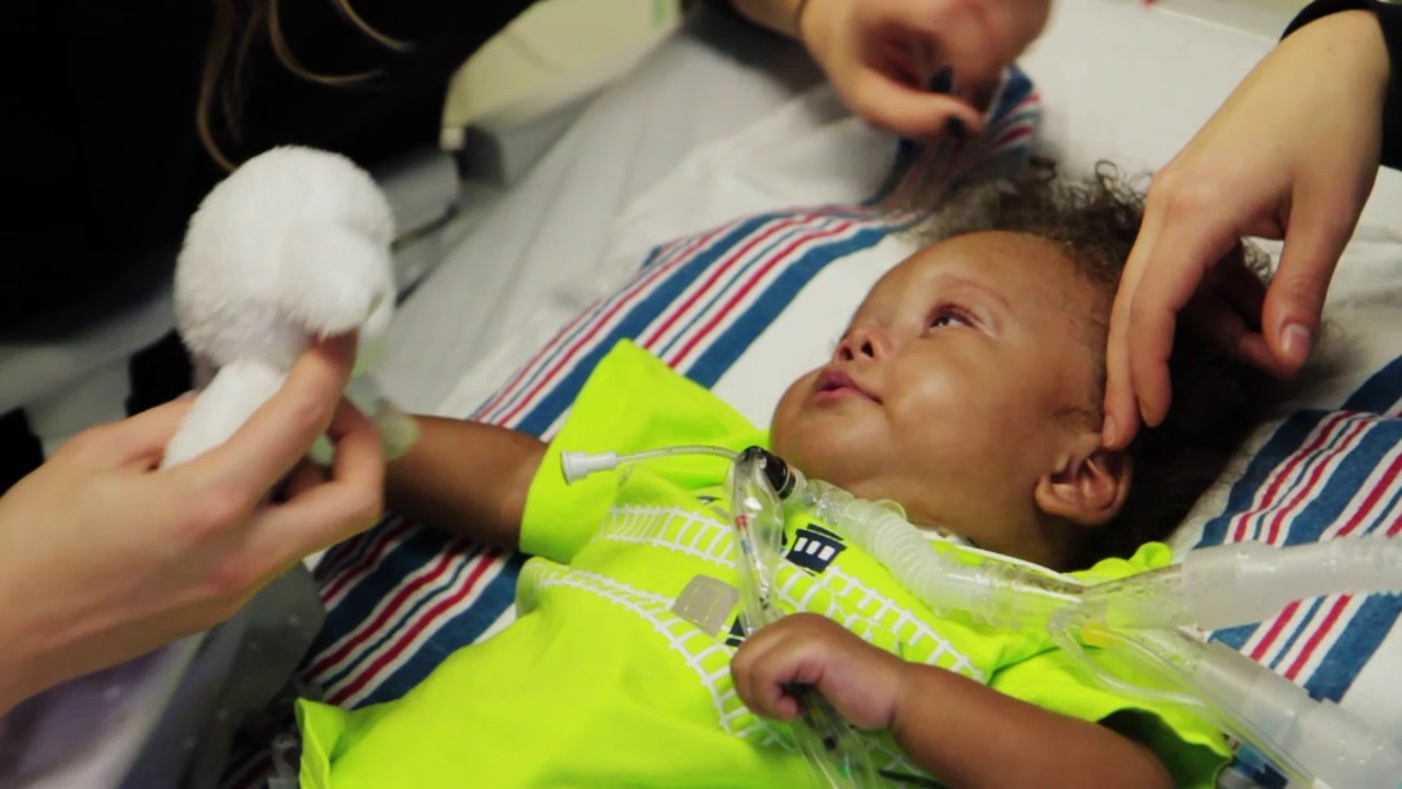 Breaking and Entering - Baby DJ at DMC Children's Hospital