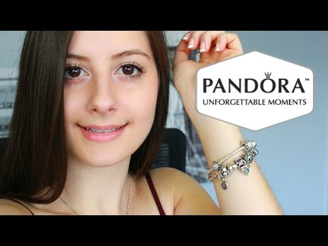 What's On My Pandora Charm Bracelet (Updated)