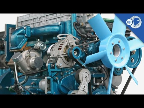 The Diesel Engine: Where did it come from? | Stuff of Genius