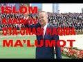 ISLOM KARIMOV OTA ONASI KIM BULGAN mp3