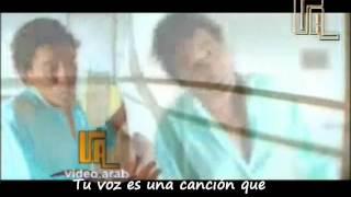 Mohamed Mounir - Soutek (tu voz) Spanish lyrics