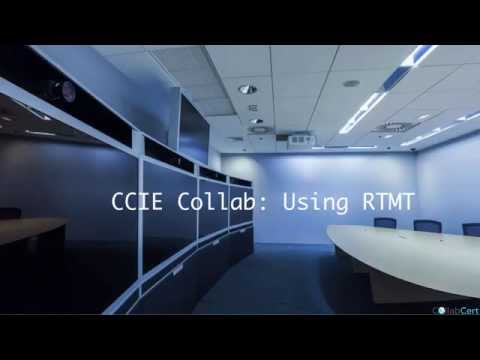 CCIE Collab: Using RTMT for SIP Troubleshooting (24m 37s)