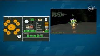 SpaceIL's Beresheet Lander Crashes into Moon