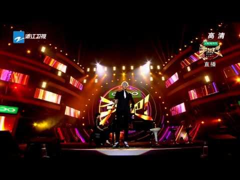 (141231) 吳亦凡 (EXO) solo - Kris Wu   時間煮雨 & 有一個地方 Zhejiang TV