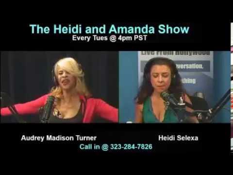 Toss IT Up with HEIDI SELEXA & AUDREY TURNER