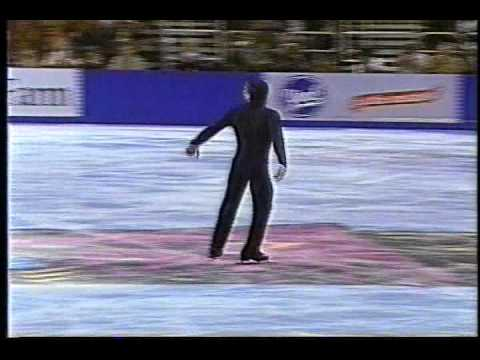Rudy Galindo - 1996 U.S. Figure Skating Championships, Men