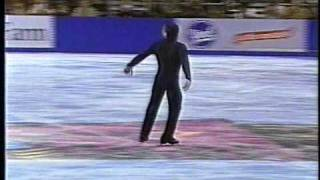Rudy Galindo - 1996 U.S. Figure Skating Championships, Men's Long Program