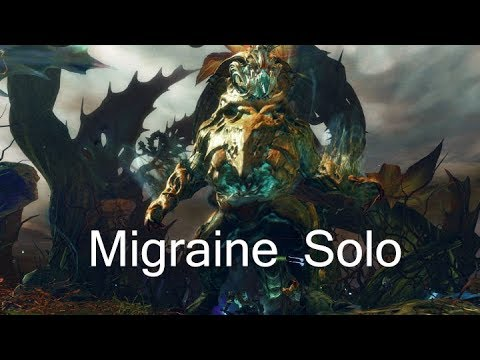The Real Mordremoth Fight (Migraine Solo)