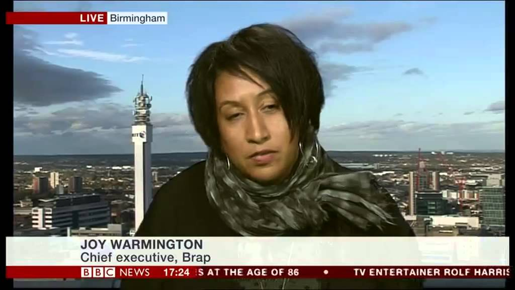 Racial prejudice BBC News 24, 28th May 2014