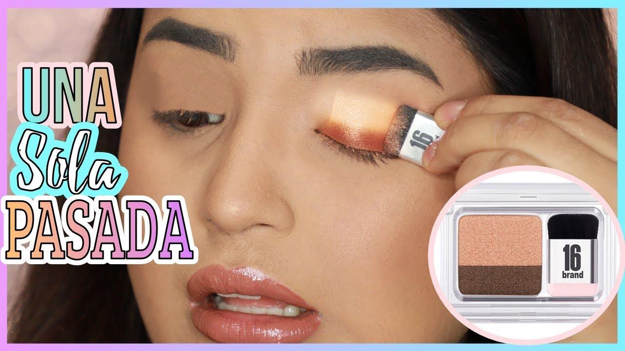 Sombras de ojos CHINAS Viral de una sola aplicacion - roccibella