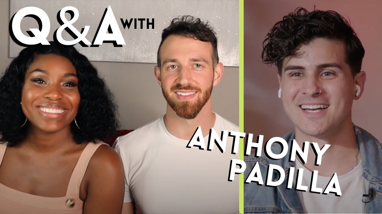 We Spent a Day w/ The Guy Who Spent a Day w/ Everybody - ANTHONY PADILLA | Hanging w/ The Hamiltons