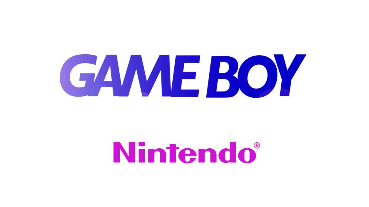 Game Boy Advance Hd Startup Screen Youtube