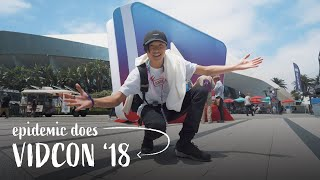 Epidemic Sound Does: VidCon 2018 by Henbu