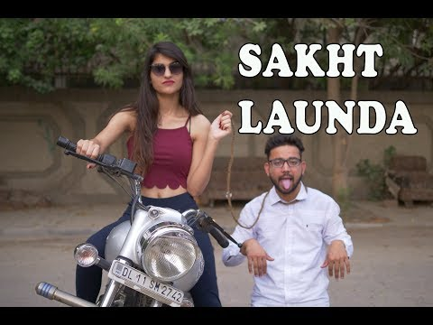 Types of Sakht Launda | Idiotic Launda Ft Rahul Sehrawat