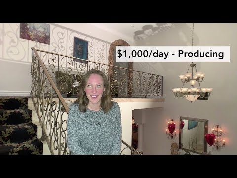 $1,000 per day as a Producer?