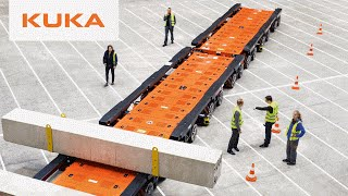 KUKA omniMove Universal Transport Vehicle