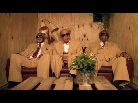 Blind Boys of Alabama backstage interview at Tønder Festival 2016