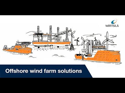 Wärtsilä Offshore Wind Farm Solutions