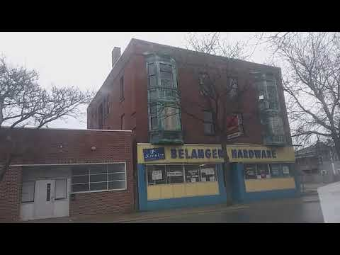Mysterious Building Fitchburg Ma