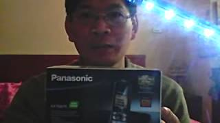 NO. 6080 - Panasonic 國際數位DEC無線電話KX-TG6711(銀)