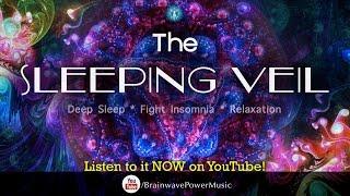 Deep Sleep Music: 'The Sleeping Veil' - Relaxation, Inner Peace, Lullaby, Stress Relief
