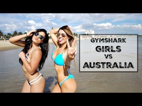 GymShark Girls Vs Australia