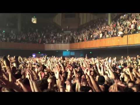 Jack U - San Francisco - Bill Graham Civic Auditorium - LIVE HD VIDEO - April 13,2016