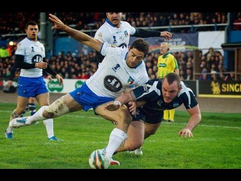 World Cup TV: Scotland v Italy Highlights