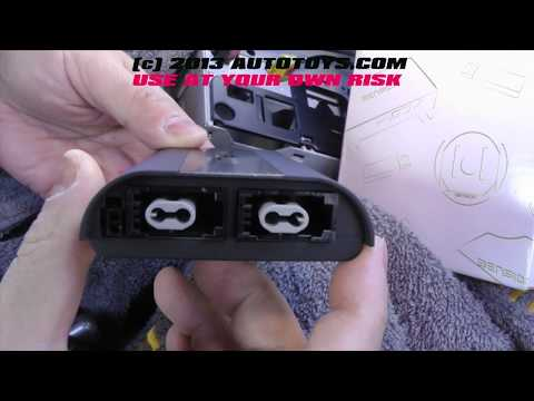 PORSCHE CAYMAN UNCUT BLUETOOTH IPOD AUX DENSION  RADIO REMOVAL (USE AT YOUR OIWN RISK)